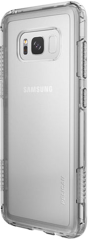 Adventurer Case for Samsung Galaxy S8+ (PLUS SIZE) - Clear
