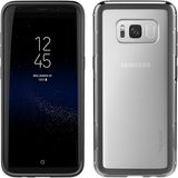 Adventurer Case for Samsung Galaxy S8 - Clear Black