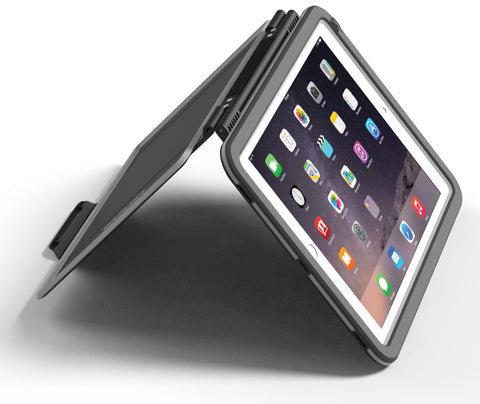 Vault Case for iPad Mini 1/2/3 - Gray/White