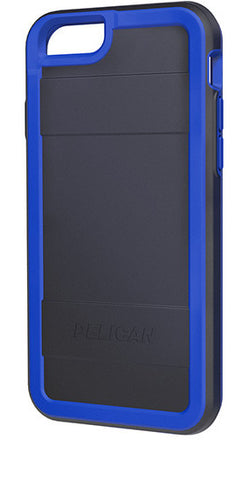 Protector Case for Apple iPhone 6/6s - Black/Blue