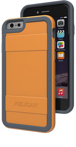 Protector Case for Apple iPhone 6/6s - Orange