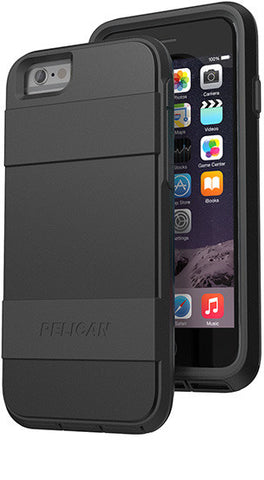 Voyager Case for Apple iPhone 6/6s - Black