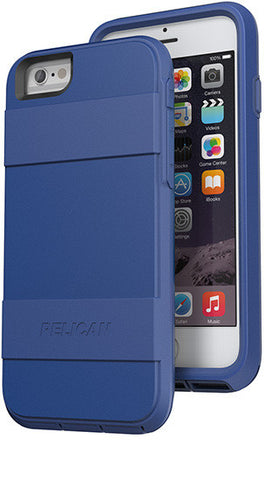 Voyager Case for Apple iPhone 6/6s - Blue