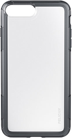 Adventurer Case for Apple iPhone 7 Plus - Clear Gray