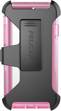 Voyager Case for Apple iPhone 7 - Clear Pink