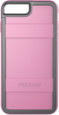 Protector Case for Apple iPhone 6/7/8 Plus - Pink Gray