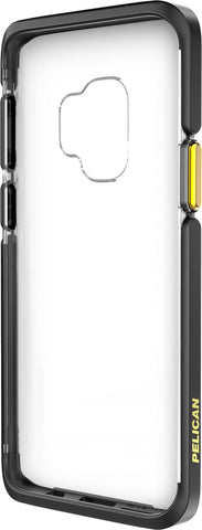 Ambassador Case for Samsung Galaxy S9 - Clear Black