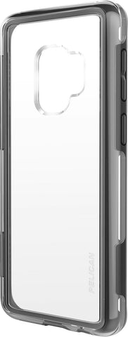 Adventurer Case for Samsung Galaxy S9 - Clear Black