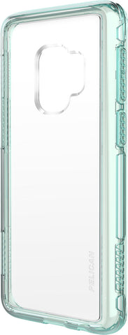 Adventurer Case for Samsung Galaxy S9 - Clear Teal