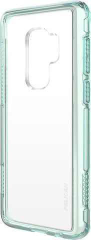 Adventurer Case for Samsung Galaxy S9+ (PLUS SIZE) - Clear Teal