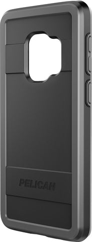 Protector Case for Samsung Galaxy S9 - Black Gray