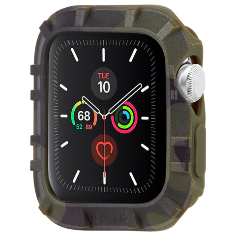 Protector Watch Bumper for Apple Watch 42mm / 44mm - Camo Green