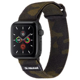 Protector Watch Band for Apple Watch 38mm / 40mm - Camo Green