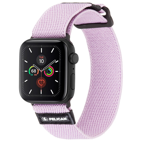 Protector Watch Band for Apple Watch 42mm / 44mm - Mauve Purple