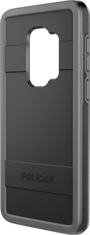 Protector Case for Samsung Galaxy S9+ (PLUS SIZE) - Black Gray