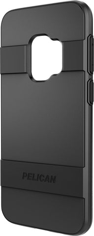 Voyager Case for Samsung Galaxy S9 (No Belt Clip) - Black