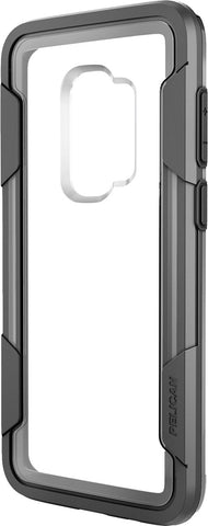 Voyager Case for Samsung Galaxy S9+ (PLUS SIZE) - Clear Gray