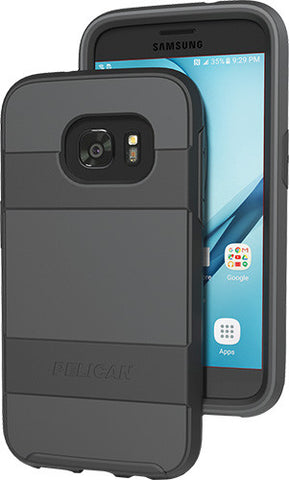 Voyager Case for Samsung Galaxy S7 - Black