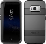 Voyager Case for Galaxy S8+ (PLUS SIZE) - Black