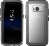 Voyager Case for Galaxy S8+ (PLUS SIZE) - Clear Gray