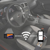 KOBRA Wireless OBD2 Car Code Reader Scan Tool OBD Scanner Connects Via WiFi With IOS, Android & Windows Device, Features 3000 Code Database, For Most Vehicles In the USA! Diagnose Your Car Like a Pro!