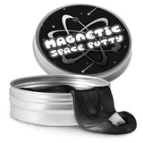 Magnetic Putty Space Slime Stress Reliever, Toy Silly Putty Infused with Iron and rare earth magnet, Makes for Hours of Mesmerizing Fun