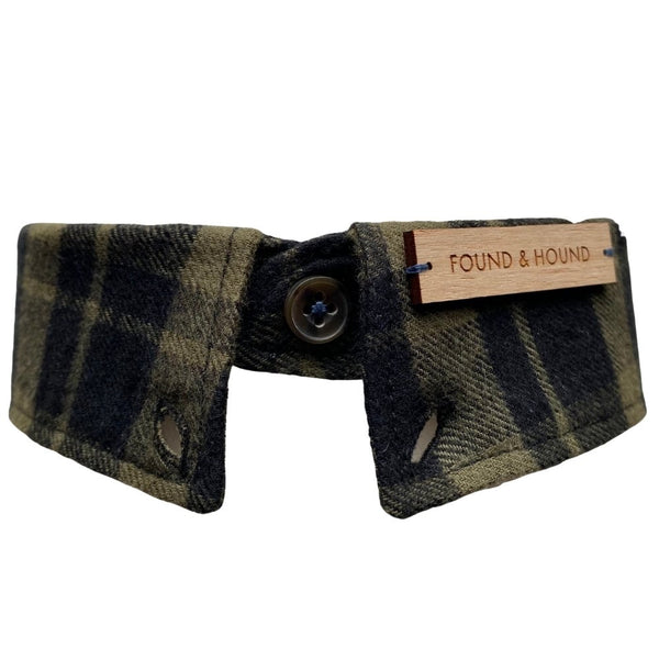 foundandhound collar Oscar