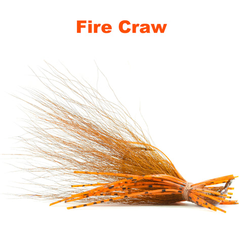 Fire Craw Hybrid-Skirt Finesse Jig