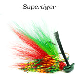 Supertiger Hybrid-Skirt Casting Jig, arky head fishing lure