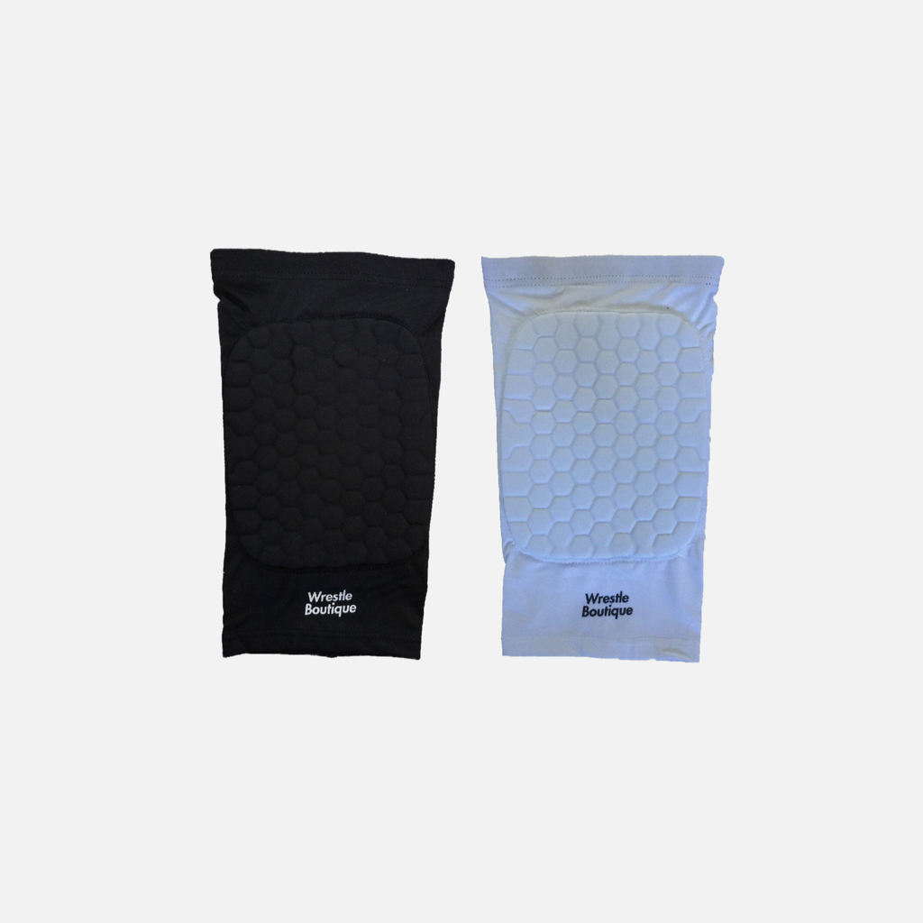 Wrestle Boutique Hexagonal Kneepads - Wrestle Boutique