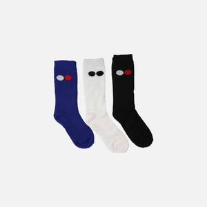 Two Dot Logo Socks - Wrestle Boutique