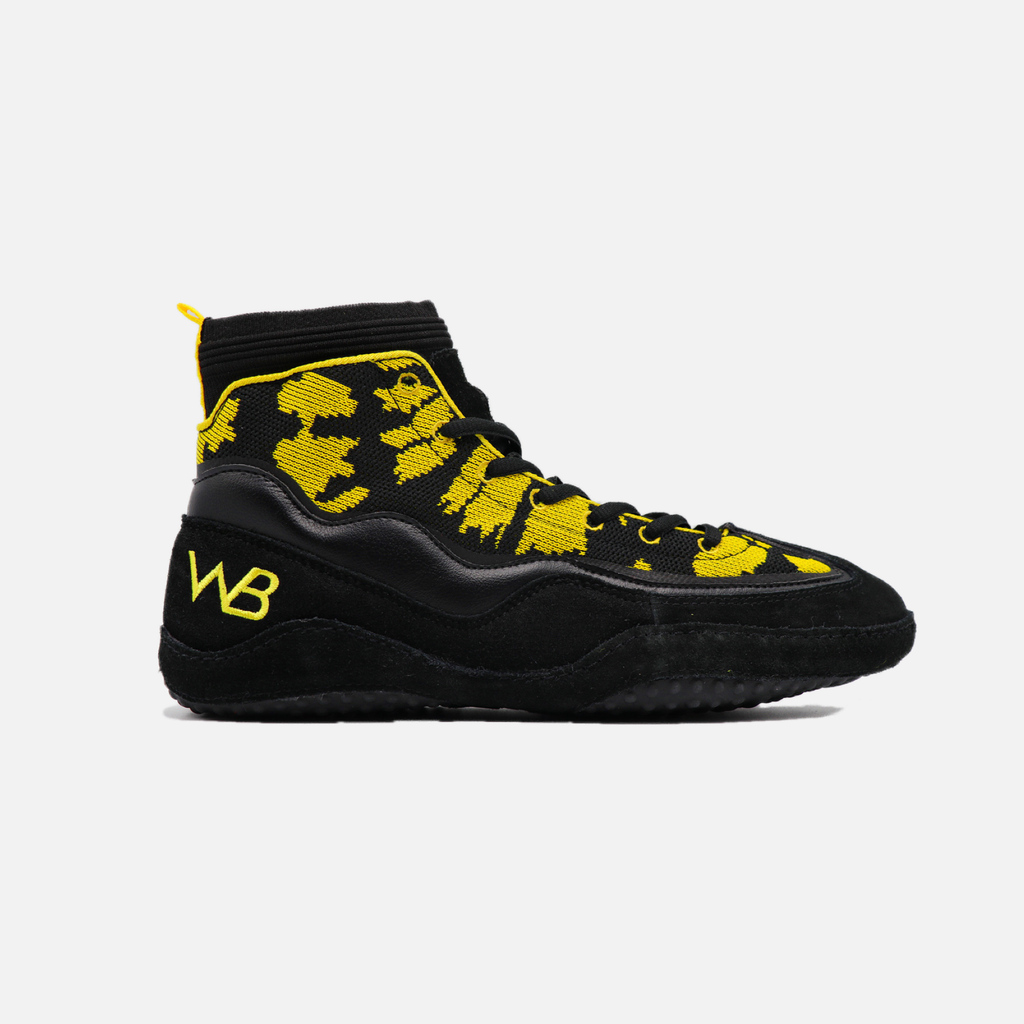 "WB3.0 ""Taxi"" Wrestling Shoes - Wrestle Boutique"