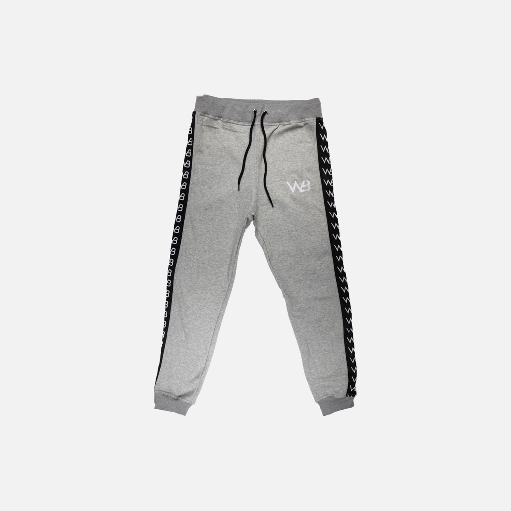 "WB Joggers ""Fitted"" - Wrestle Boutique"