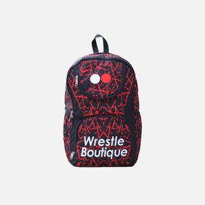 "WB ""Black Widow"" Backpack - Wrestle Boutique"