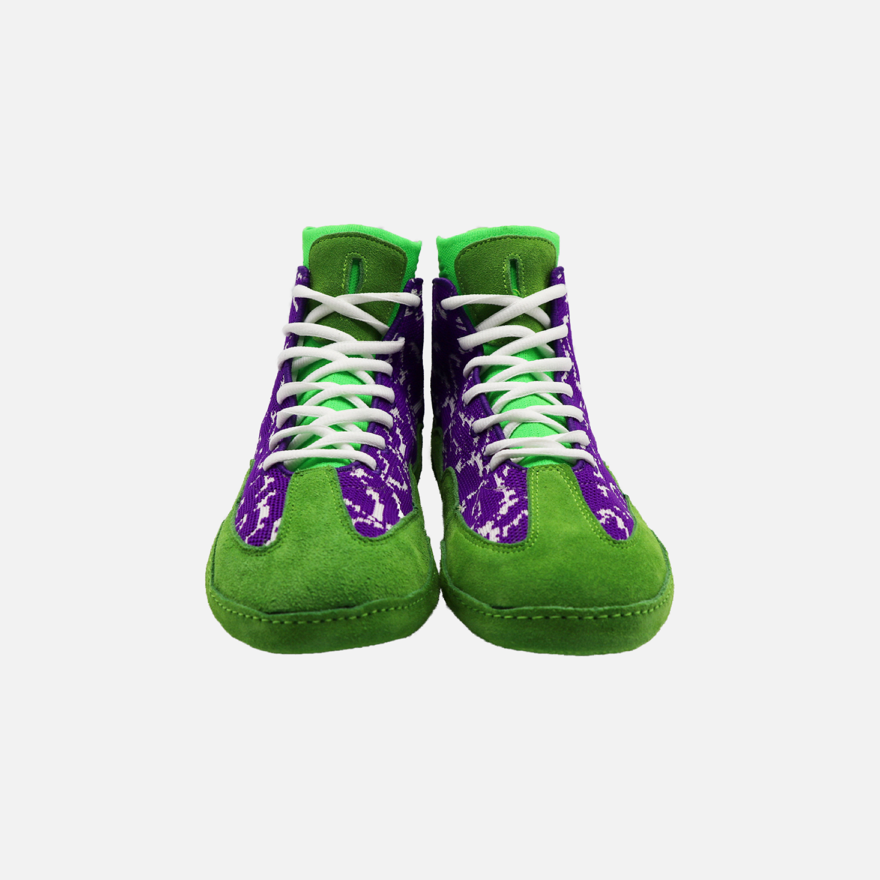 "WB3.5 ""Misfit Meredith Joker"" Wrestling Shoes - Wrestle Boutique"