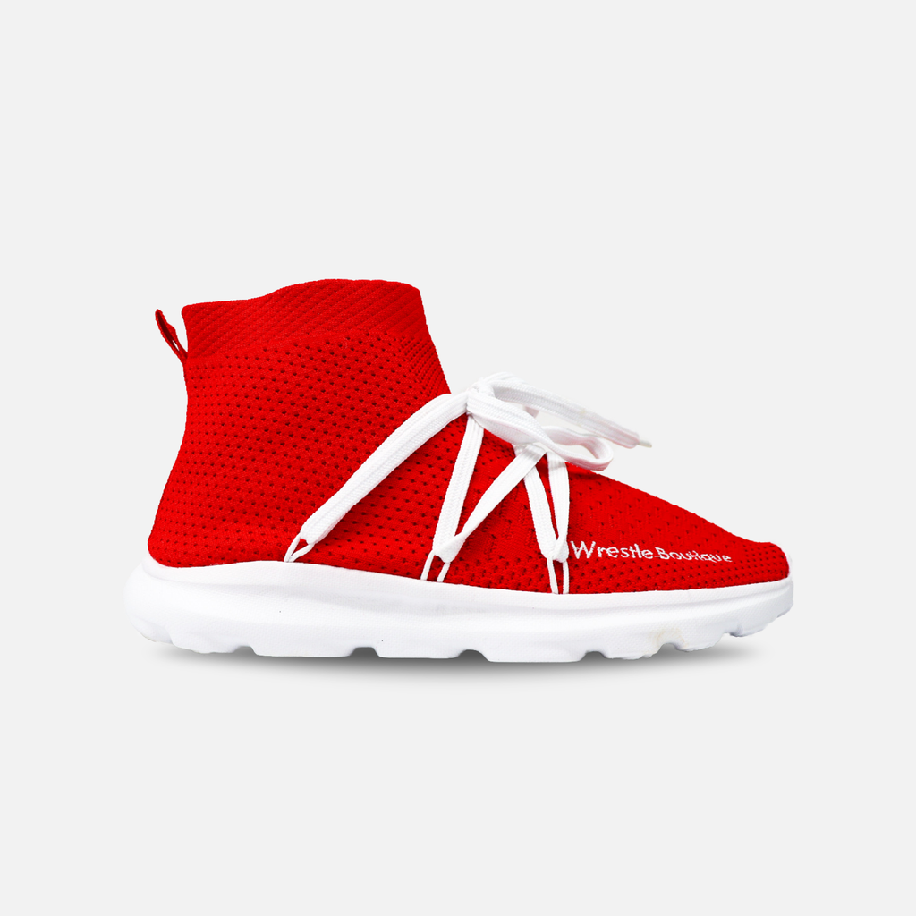 "WB Funkrunner Training Shoe ""Peppermint"" - Wrestle Boutique"