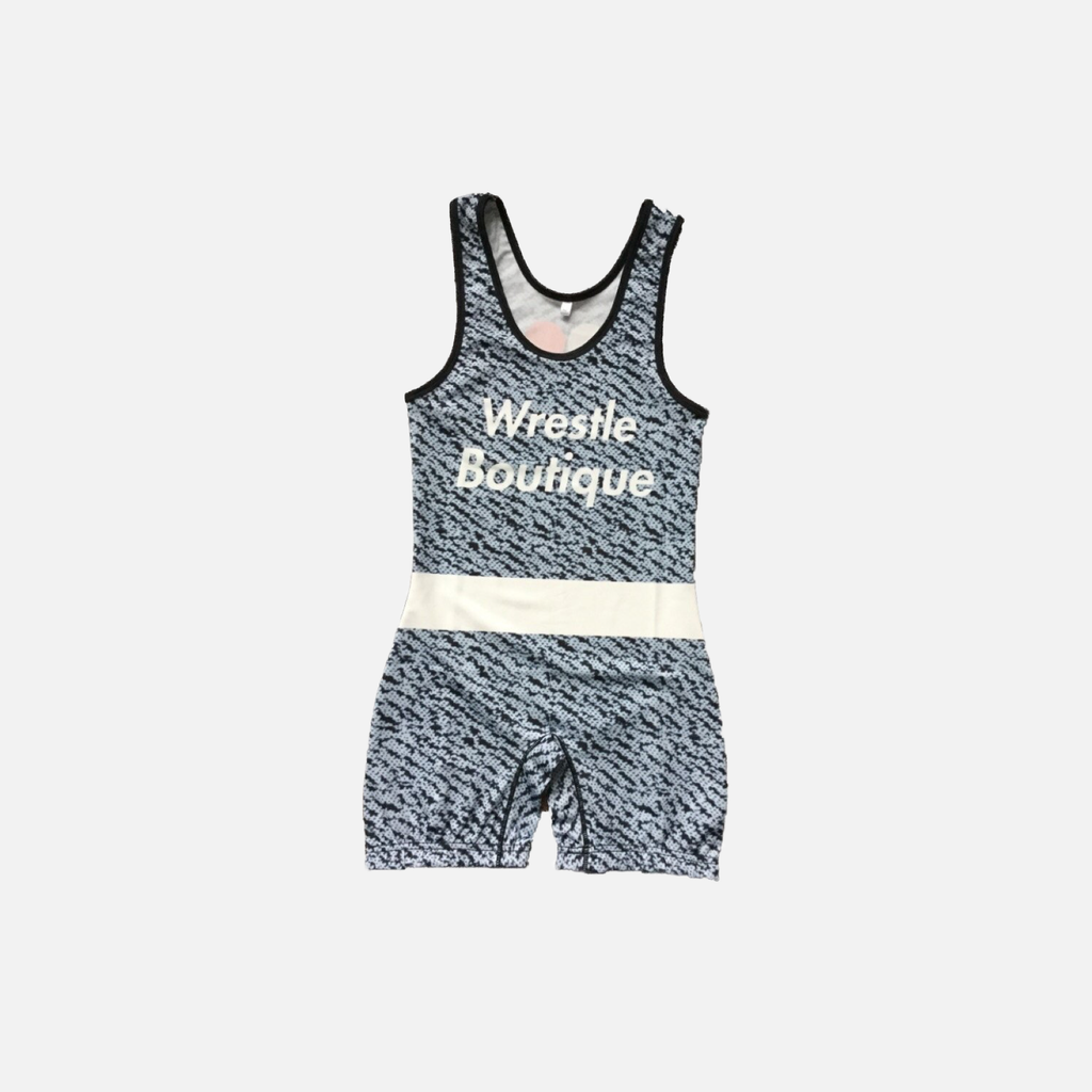 Wrestle Boutique Singlet v1 - Wrestle Boutique