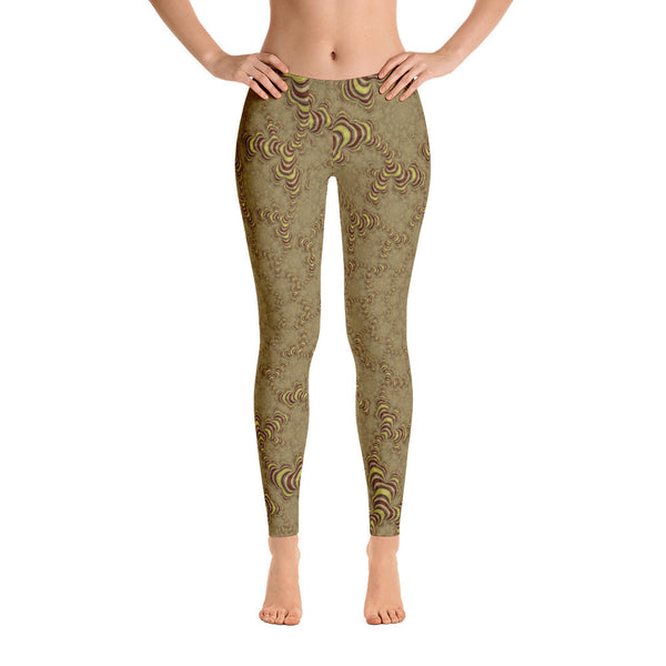 How About Now - Low Waist Yoga Pants