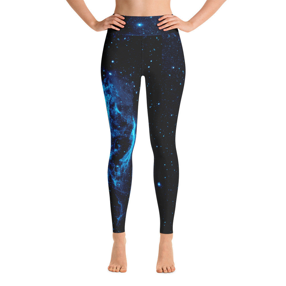 Cygnus Loop High Waist Yoga Pants