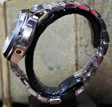 BREATHTAKING!  44MM SS MARINA MILITARE PAM HOMAGE - POLISHED SS BRACELET!