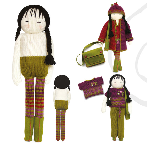 handmade dolls and accessories