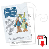 William and Flora Hare e-pattern