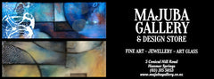 Majuba Gallery Logo and Link