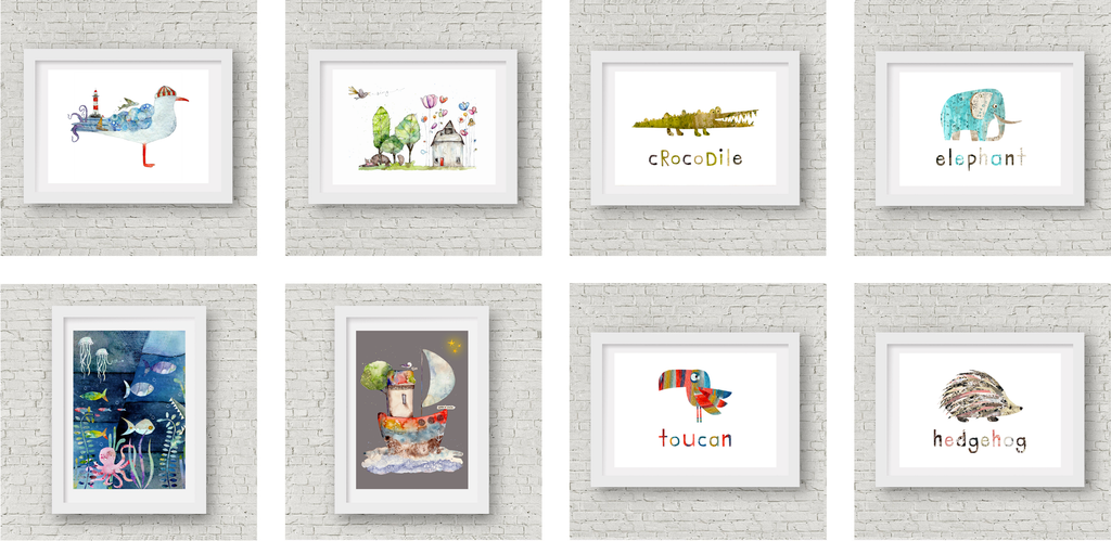 New Prickle and POP art prints