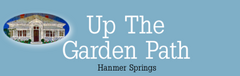 Up the Garden Path Logo and Link