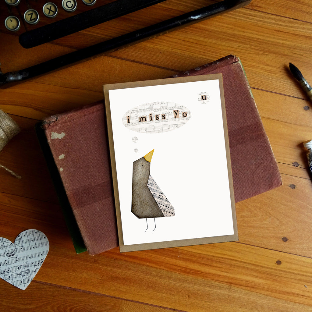 I miss you greeting card prickle and pop i miss you greeting card kristyandbryce Image collections