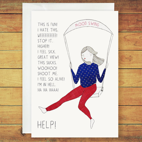 Phillippa Greeting Card