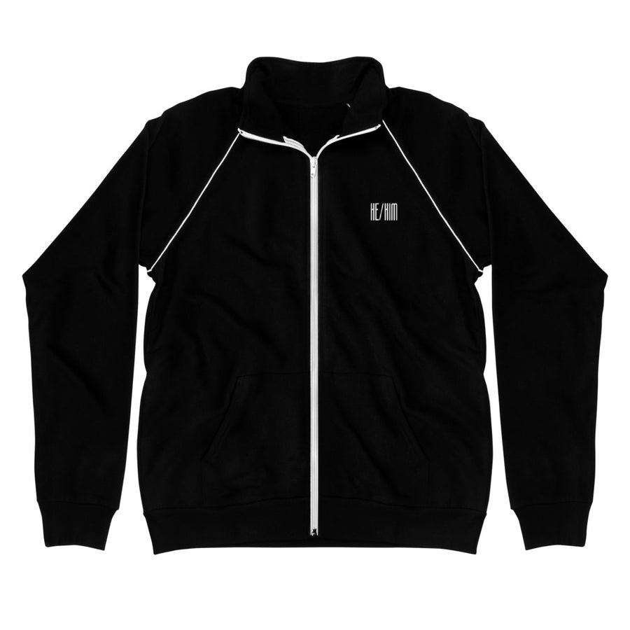 HE/HIM (NOT ASKING TOO MUCH) track jacket