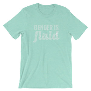 GENDER IS FLUID shirt