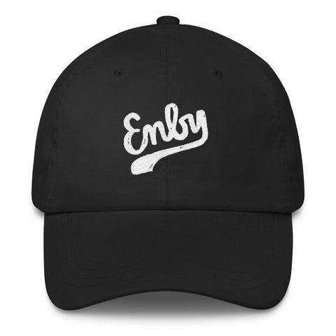 ENBY unstructured hat